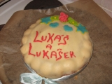 Můj první dort k svátku recept