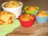 Slané muffiny s chorizem recept