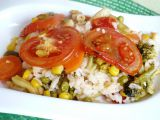Zeleninový džuveč od babičky recept