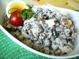 Jednoduchý čočkový salát recept
