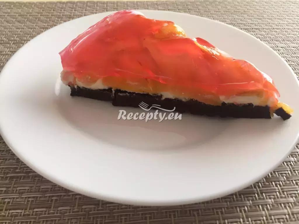 Mandarinkové řezy recept  dezerty