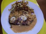 Omacka k steakom recept