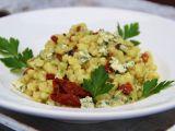 Spätzle s nivou a sušenými rajčaty recept