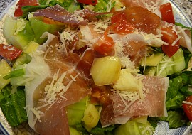 Salát  vzpomínka na Itálii recept