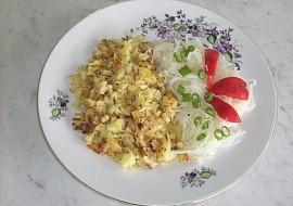 Šmorn  bramborový trhanec recept