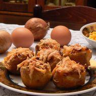 Zapečené brambory s kukuřicí a la Peru recept