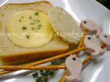 Zapečený toust s hermelínem recept