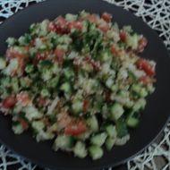 Kuskusový salát se zeleninou recept