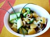 Bramborovo cuketový salát Andrea recept