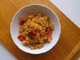 Bylinkový kuskus s rajčaty recept