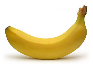 Mléčný koktejl s banány