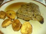 Pondělní steak recept