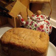 Žitno-pšeničný chléb z domácí pekárny recept