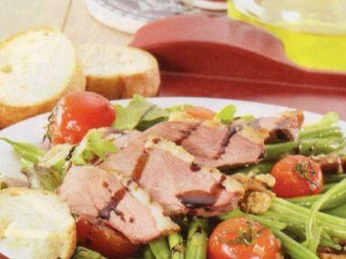 Delikatesní salát v bio kvalitě
