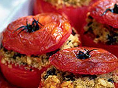 Plněná rajčata slavnostní