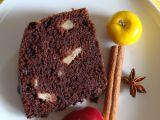 Čokoládový koláč s jablky a chutí perníku recept