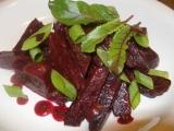 Salát z červené řepy s medem recept