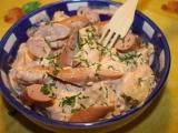 Pikantní frankfurtský bramborový salát recept