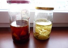 Naložené syrečky  2 způsoby recept