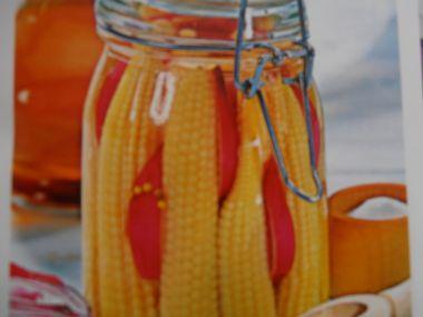 Nakládané kukuřičky