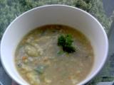 Hustá zeleninová polévka recept