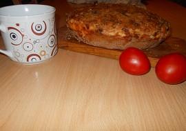 Šunkovo-sýrový chléb,podle Babicy recept