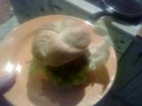 Burger Amerika recept