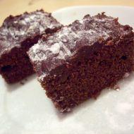Čokoládové kostky recept