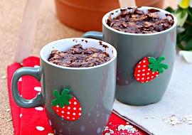 Avokádový mugcake (dezert do hrníčku) recept