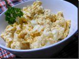 Jednoduchá vaječná pomazánka recept