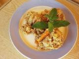 Kabuli pilav recept