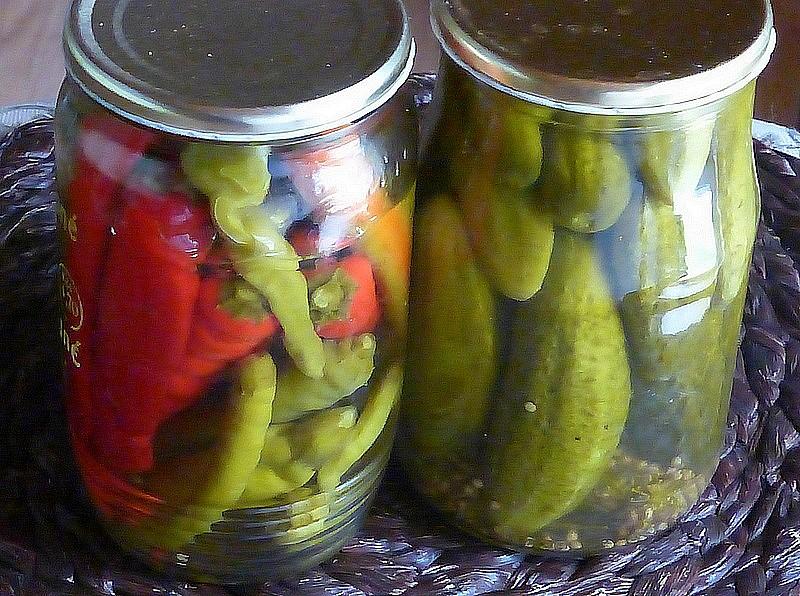 Sladkokyselý nálev na zeleninu (bez umělých sladidel) recept ...