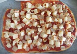 Domácí luxusní pizza recept