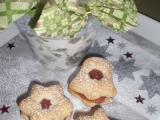 Hvězdičky a zvonečky s džemem recept
