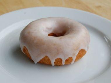 Donutky z kefíru bez kynutí s polevou