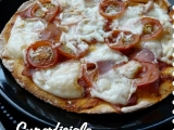 Pidi pita pizza recept