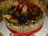 Ovocný košík recept