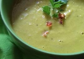 Domácí proteinová kari polévka recept