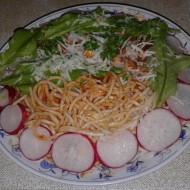 Šmakózní špagety recept