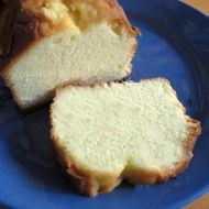 Tvarohovo-citronová cihla recept