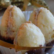 Kokosové ořechy s krémem recept