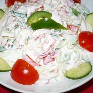 Jarní salát z čerstvé zeleniny recept