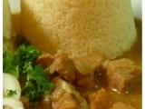 Guláš z býčích žláz recept