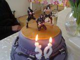 Rockový dort recept