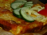 Sýrová žemlovka recept