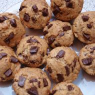 Muffiny čokoládové recept