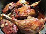 Pečená divoká husa na koření recept