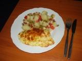 Kuře v těstíčku a bramboroý salát recept