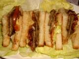 Steakový sendvič recept