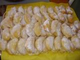 Rohlíčky máčené v másle recept